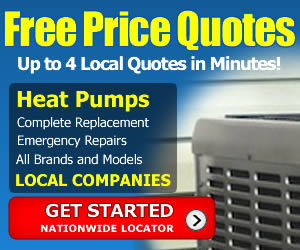 Free Heat Pump System Estimates